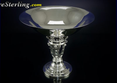 Georg Jensen Sterling Silver Tazza