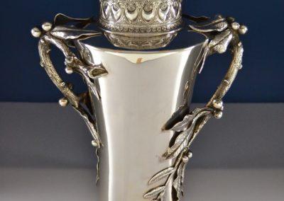 Gorham Sterling Silver Aesthetic Vase