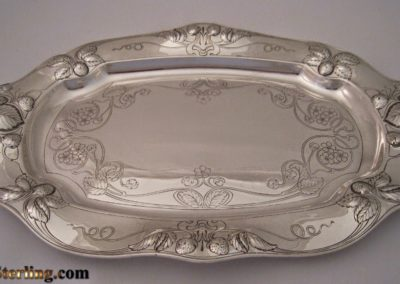 Gorham Sterling Silver Athenic Tray