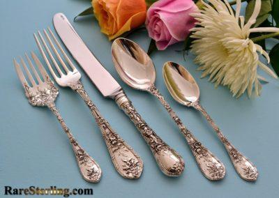 Gorham Sterling Silver Dauphine
