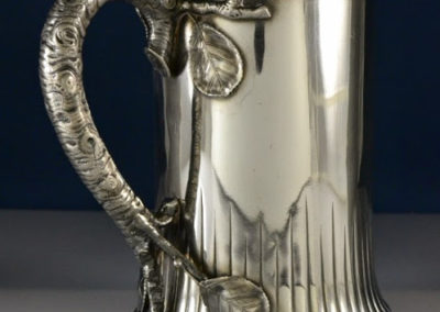 Gorham Sterling Silver Mixed Metal Stein