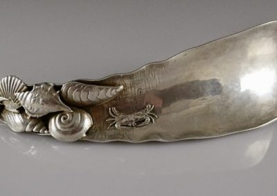 Gorham Sterling Silver Nautical Shoe Horn