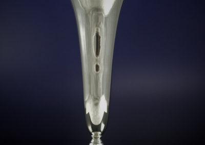 Gorham Sterling Silver Trumpet Vase