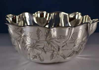 Gorham Whiting Sterling Silver Aesthetic Bowl