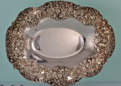 Kirk And Son Sterling Silver Bread Tray