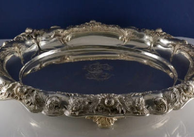 Tiffany Sterling Silver Centerpiece