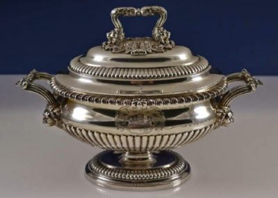 Tiffany Sterling Silver Tureen