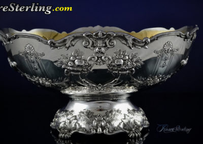 Reed and Barton Francis Sterling Silver Centerbowl