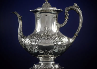 Reed and Barton Francis Sterling Silver Coffee Pot