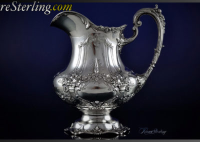 Reed and Barton Francis Sterling Silver Pitcher