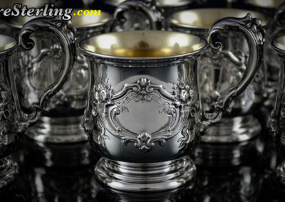 Reed and Barton Francis Sterling Silver Punch Bowl Cup