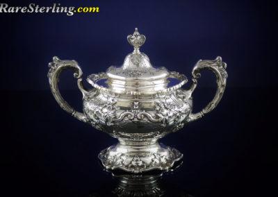 Reed and Barton Francis Sterling Silver Sugar Bowl