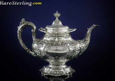 Reed and Barton Francis Sterling Silver Tea Pot