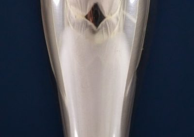 Gorham Athenic Sterling Silver Vase